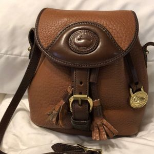 Vintage Dooney and Bourke Small Backpack